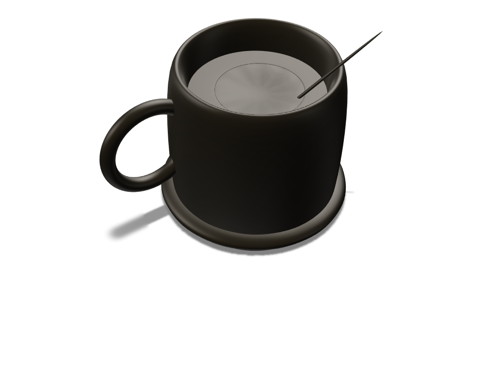 my first mug - 3D design by endernite Jan 7, 2018