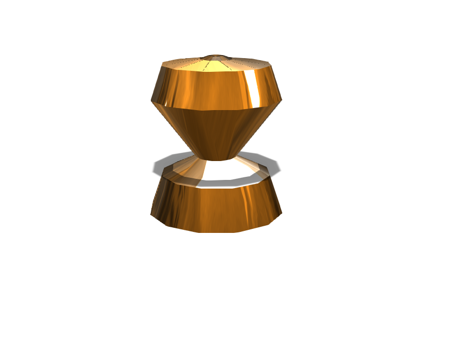 Bronze Trophy - 3D design by 23billingb Jan 30, 2018
