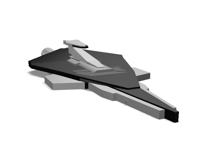 Starship - 3D design by William Cavallo Apr 11, 2018