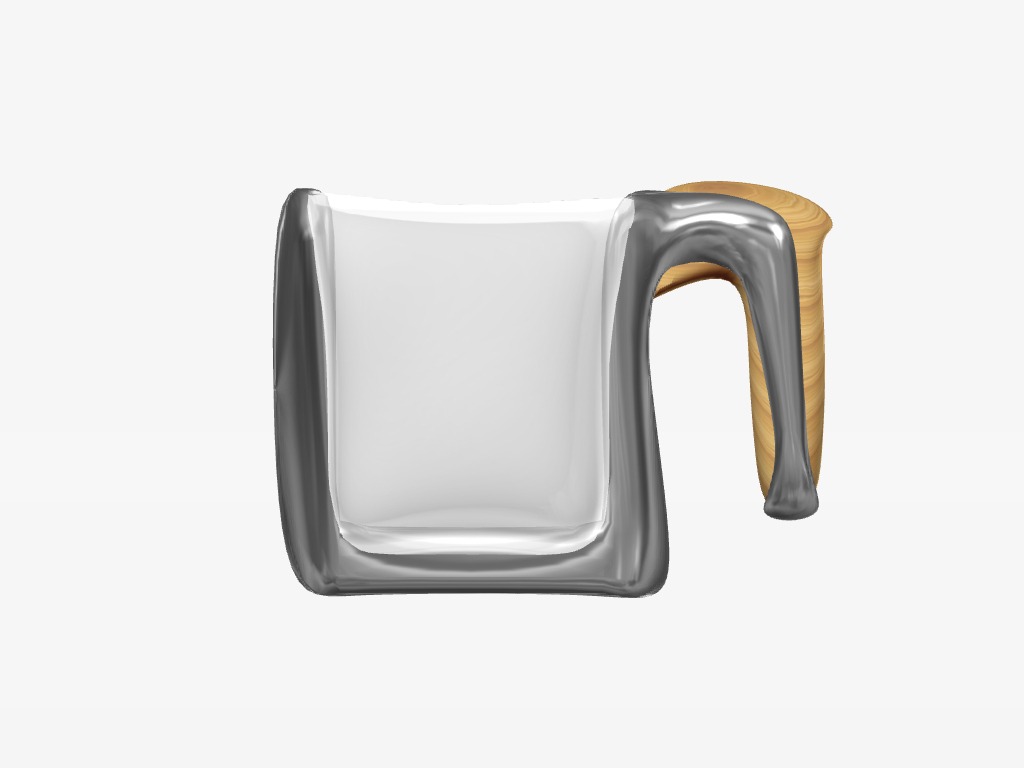 swist glass series: CUP - 3D design by George_Solo Sep 6, 2016