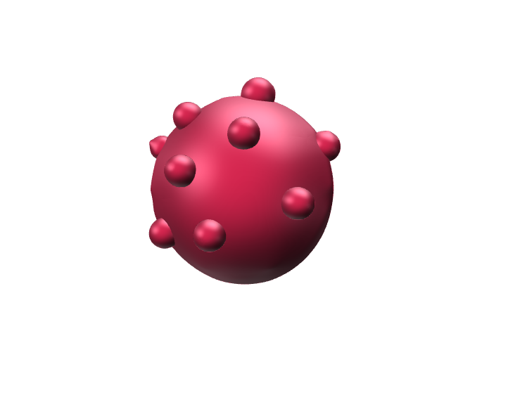 dot - 3D design by mahnoush tayebi Dec 6, 2017