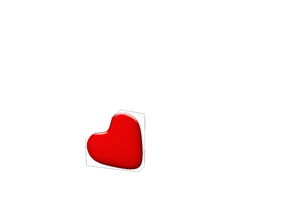 Project Name heart - 3D design by shahriaznsa Dec 8, 2017