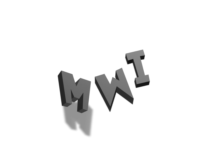 MWI 3D Fb - 3D design by mnettleshipholmes Mar 21, 2018