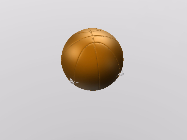 Test Basketball - 3D design by Igor Jul 26, 2016