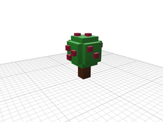 berrybush - 3D design by thecollinsprogram Feb 2, 2017