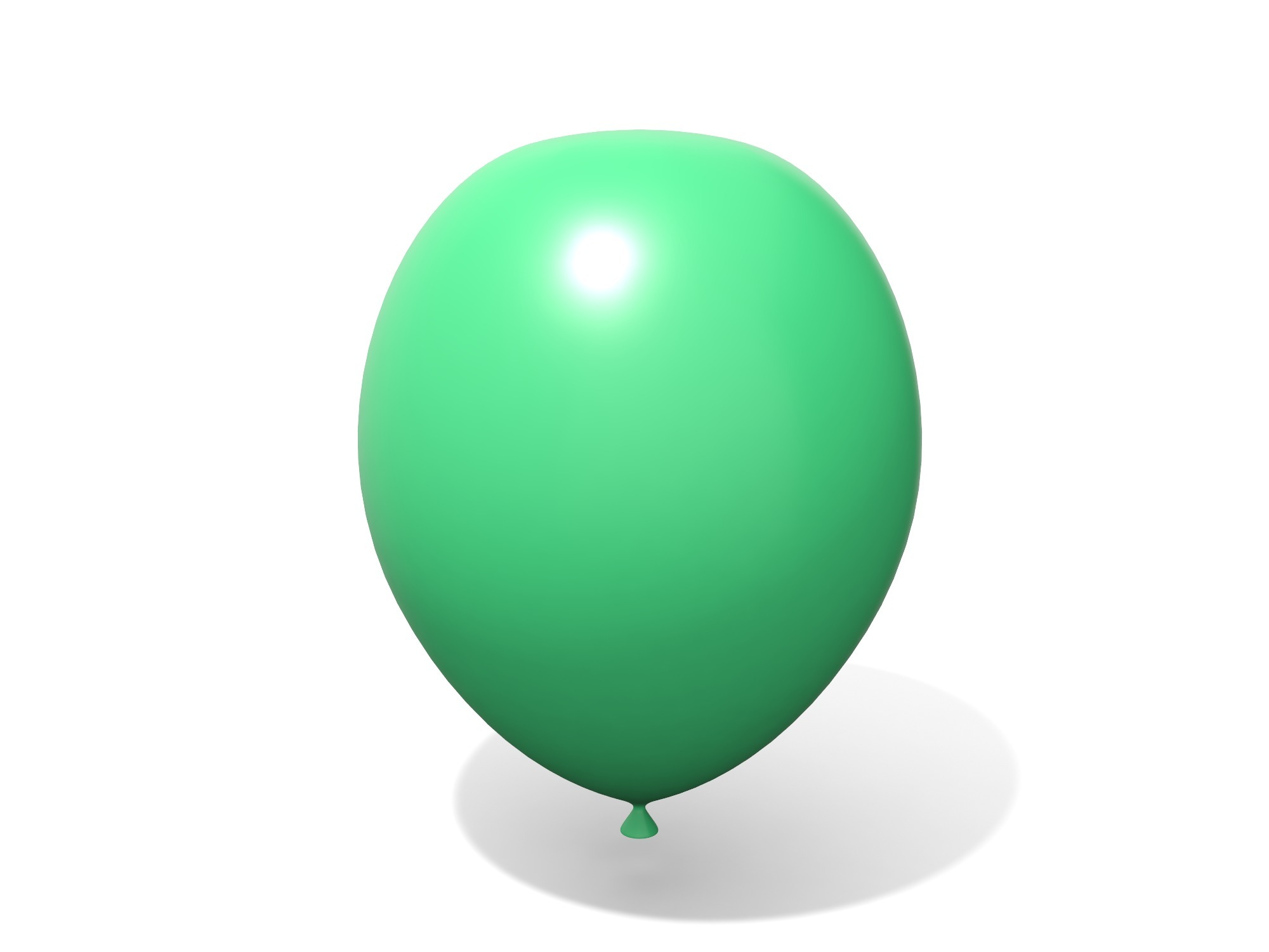 Classic balloon - 3D design by assets Nov 5, 2018