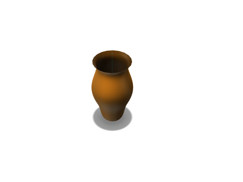 Flower Flask - 3D design by HARSH SHETH on Sep 8, 2017
