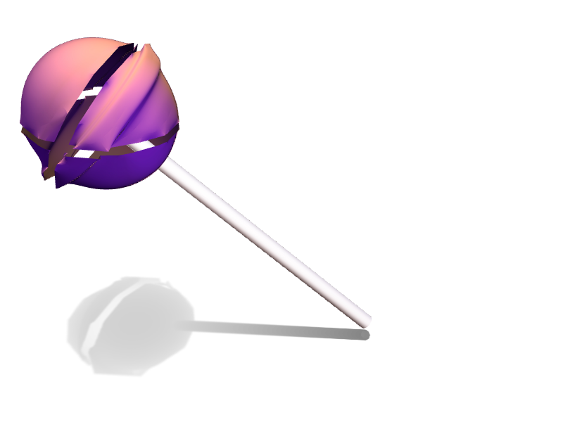 lollipop rage - 3D design by mmaurice01 on May 25, 2018