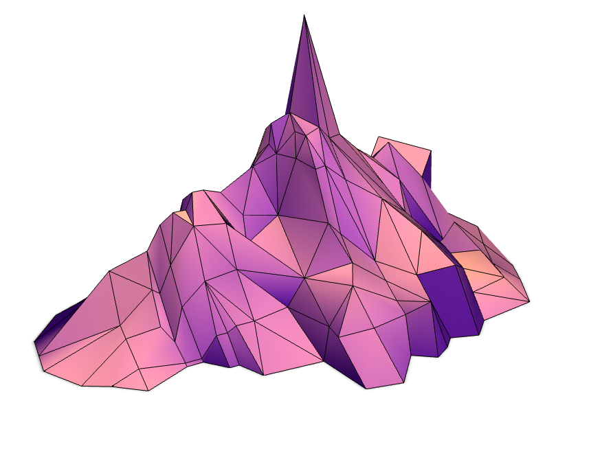 mountains and super - 3D design by 1000268 on Mar 26, 2018