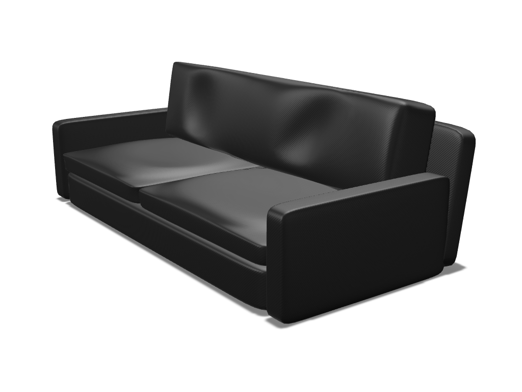 couch remake - 3D design by Andy Klement Mar 1, 2017