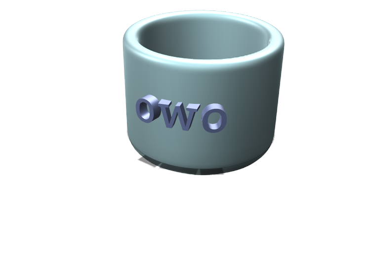 The mug of disappointment - 3D design by briannaschroeder Dec 14, 2017