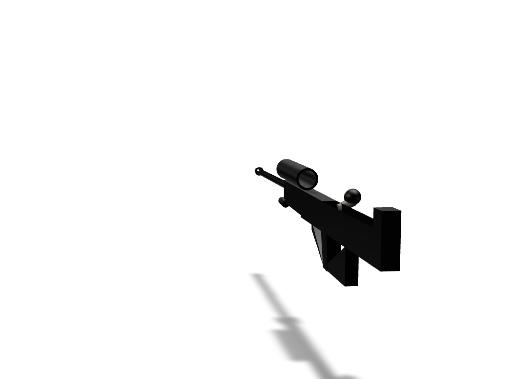 sniper - 3D design by cryatonic555 Sep 20, 2017