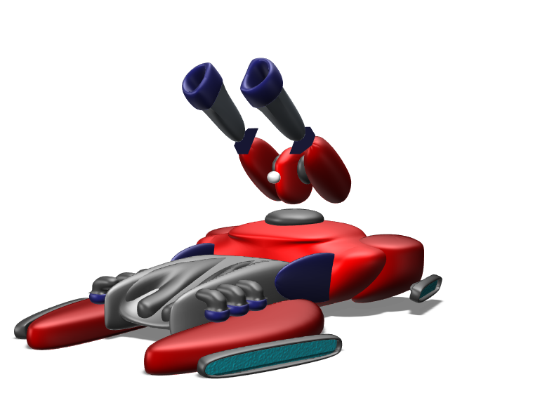 Slingshot - 3D design by eperez37877 May 17, 2018