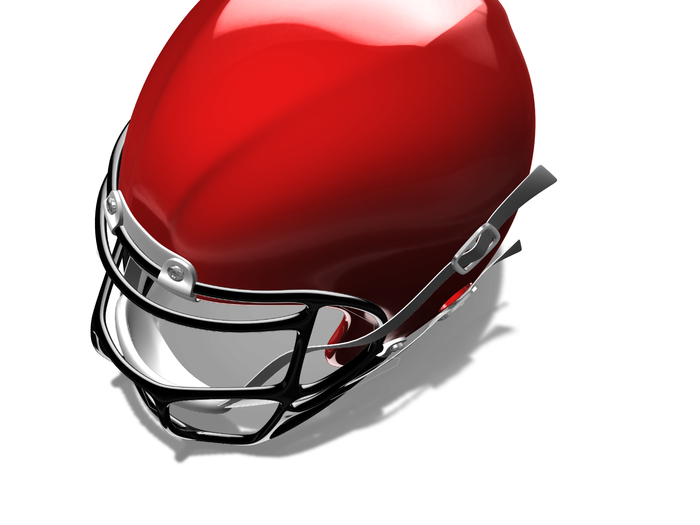 NFL Helmet - 3D design by tayzar.mstf Mar 11, 2018