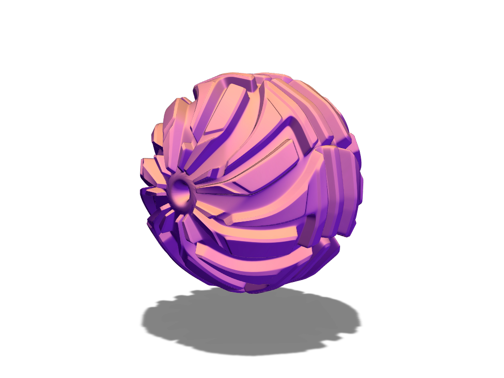 Wheels plugin bauble 03 - 3D design by baubleblaster Dec 21, 2017