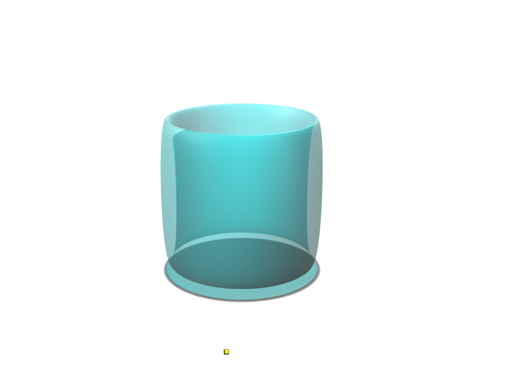Cup By Ashlyn - 3D design by ashlynschaefer on Sep 13, 2017