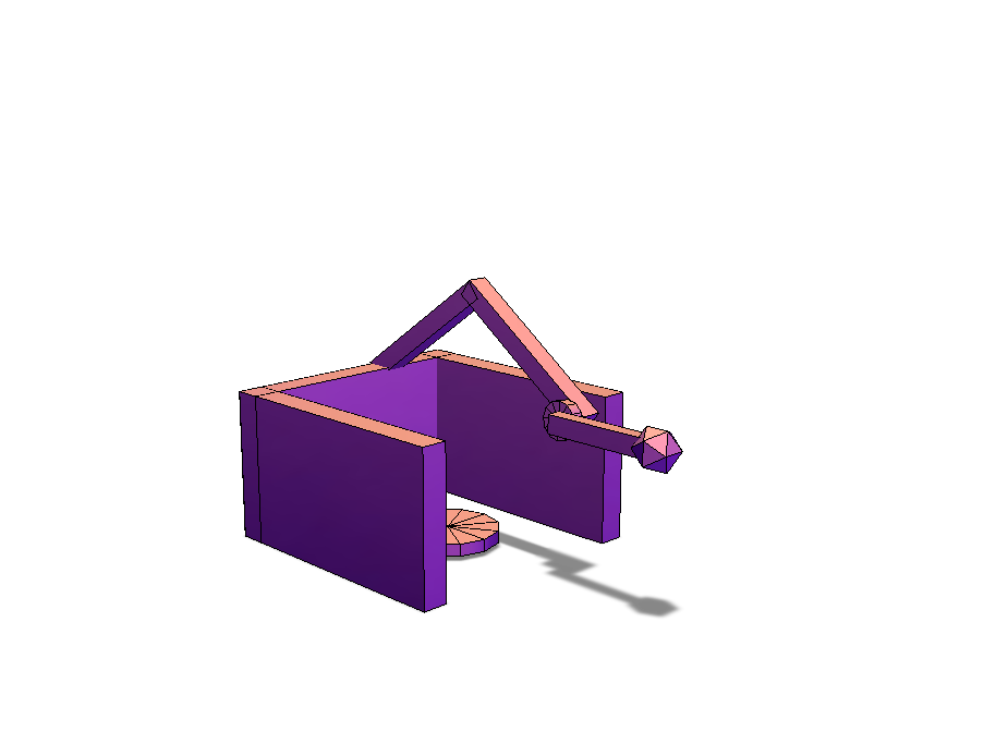 CAt toy - 3D design by riley.peter.duft on Nov 7, 2017