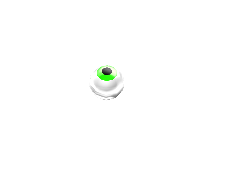 green eye - 3D design by 14201 Feb 22, 2018