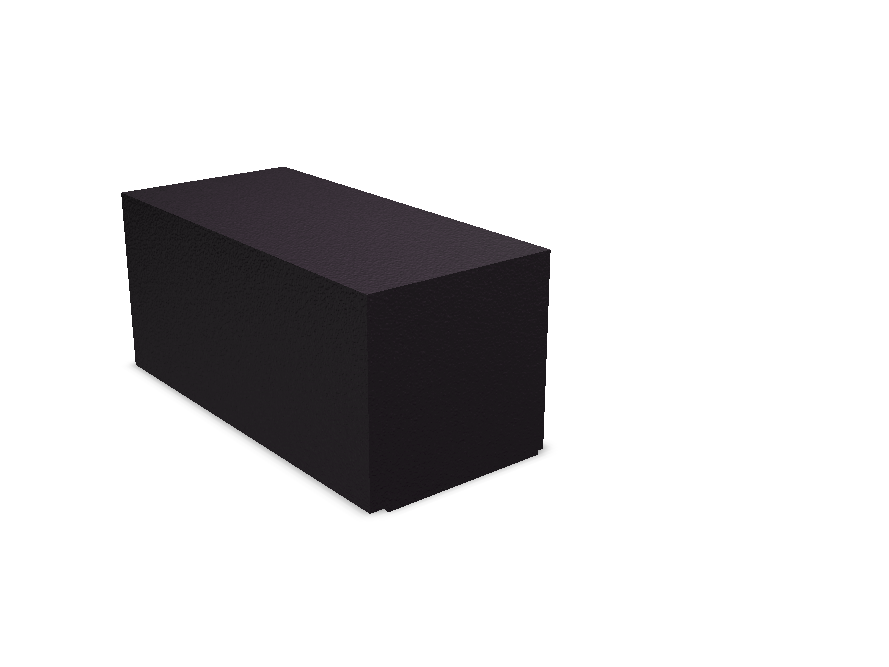 black block - 3D design by Davi Miguel Moraes Dec 11, 2017