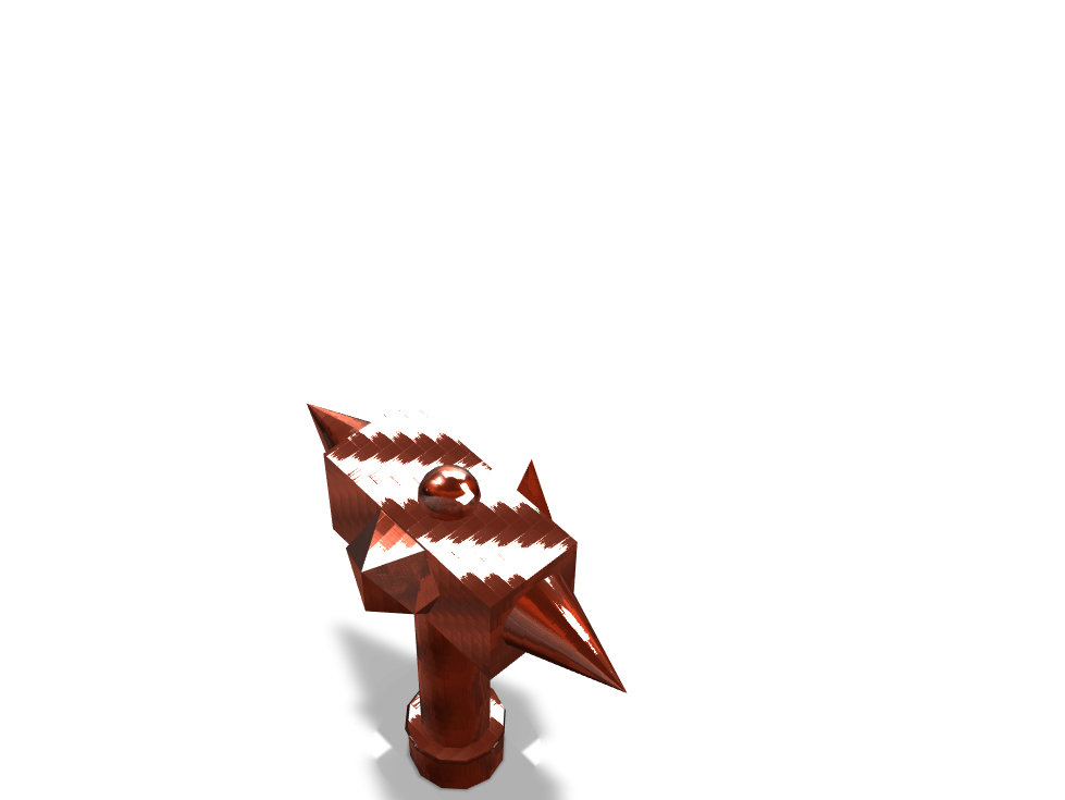 A  hammer? - 3D design by zhe on Mar 22, 2018