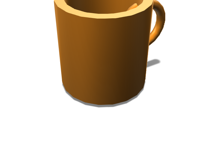 the best cup - 3D design by owenstueve Oct 11, 2017