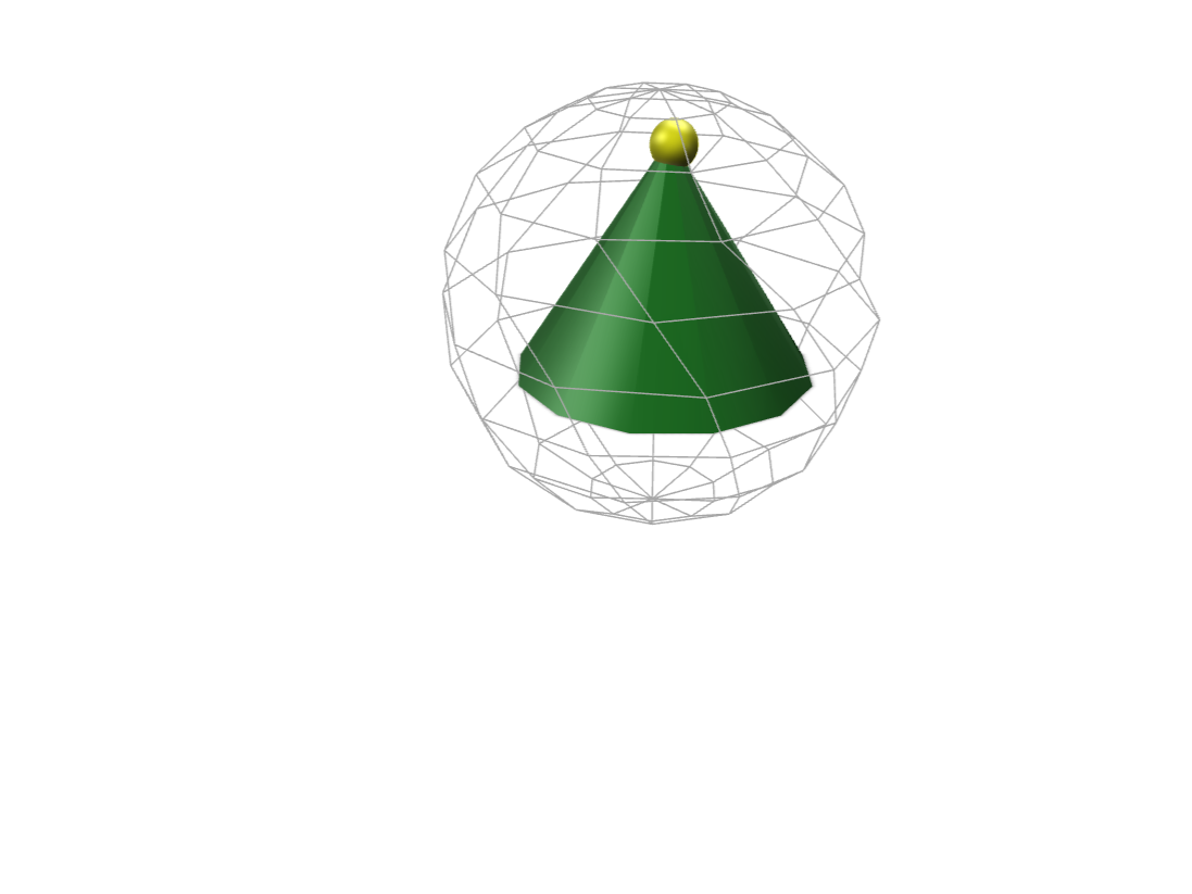 Christmas tree ornament - 3D design by rabail on Nov 29, 2017