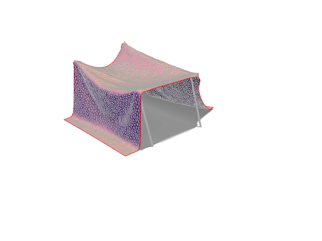 tent - 3D design by vrea5a May 4, 2018