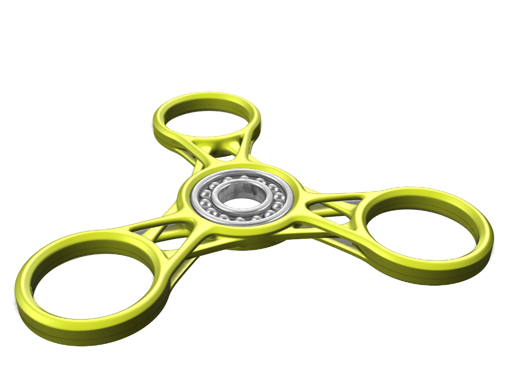 spinner - 3D design by mr.kaaav Apr 16, 2018