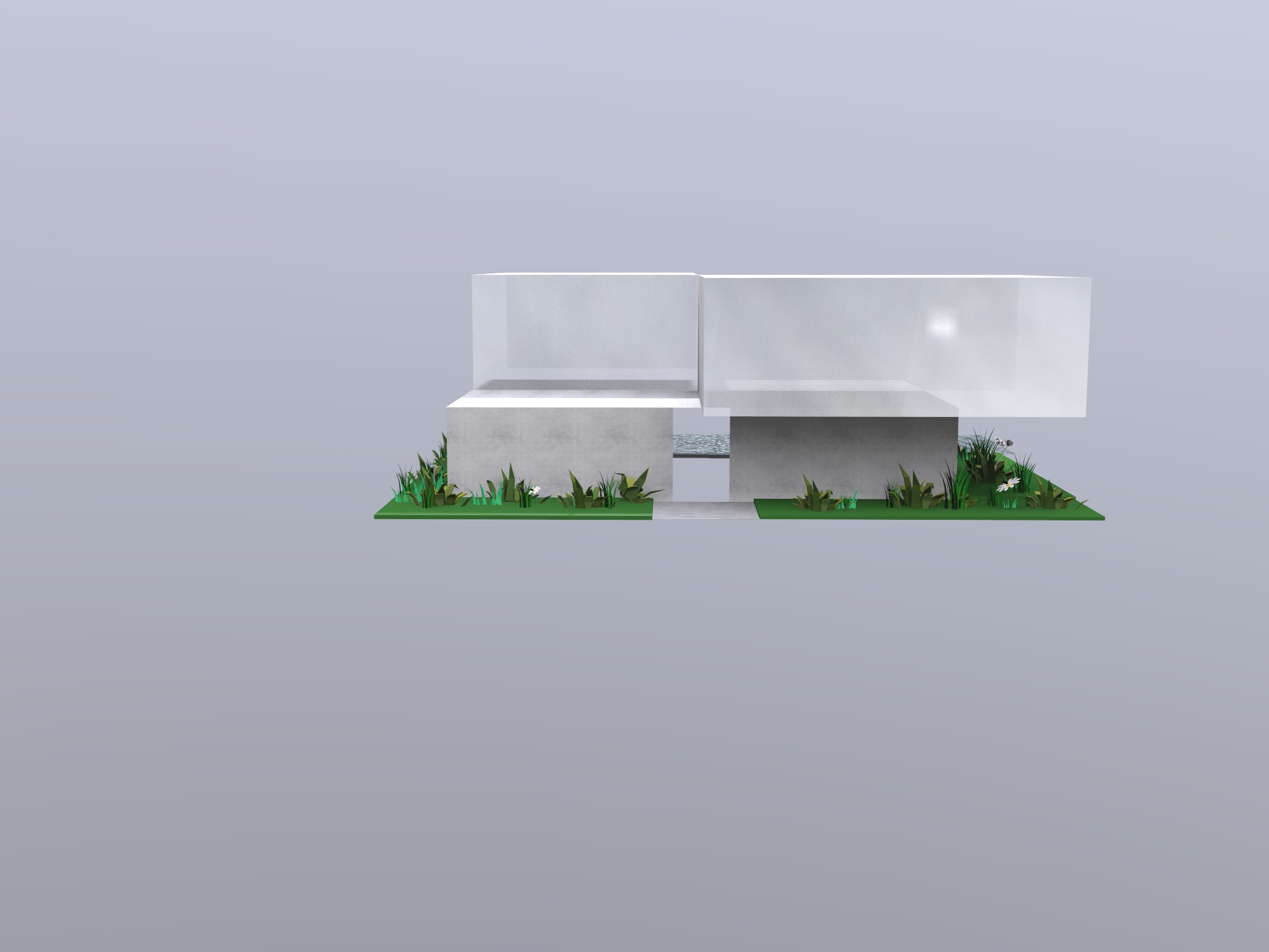 Ethan Modern Architecture - 3D design by ethan.norris on Dec 12, 2018