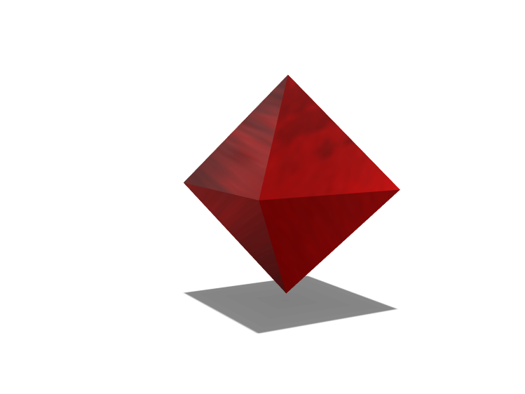 Octahedron - 3D design by abcdefghi0139 on May 20, 2018