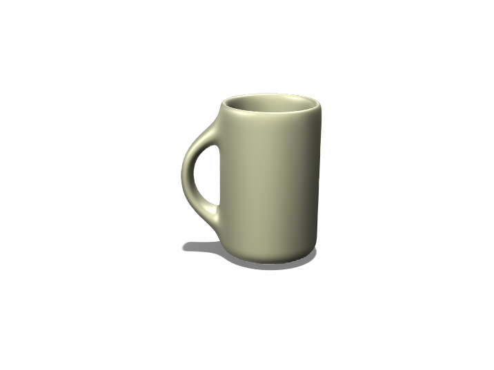 MUG - 3D design by gavin.house Mar 26, 2018