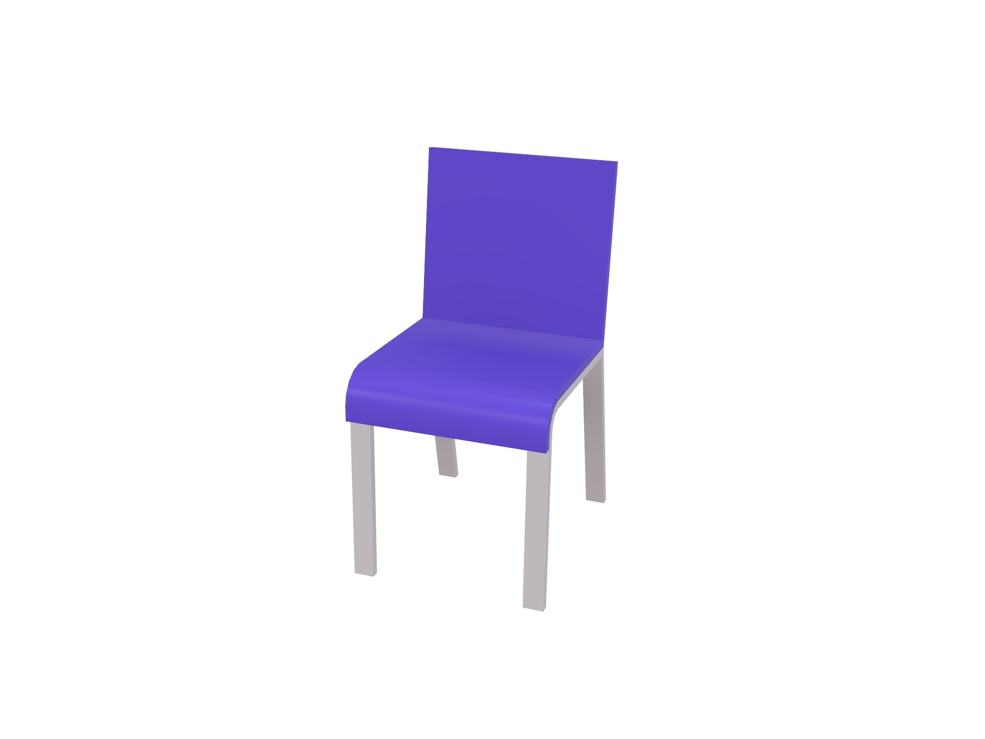 Chair - 3D design by Vectary assets Jun 3, 2018