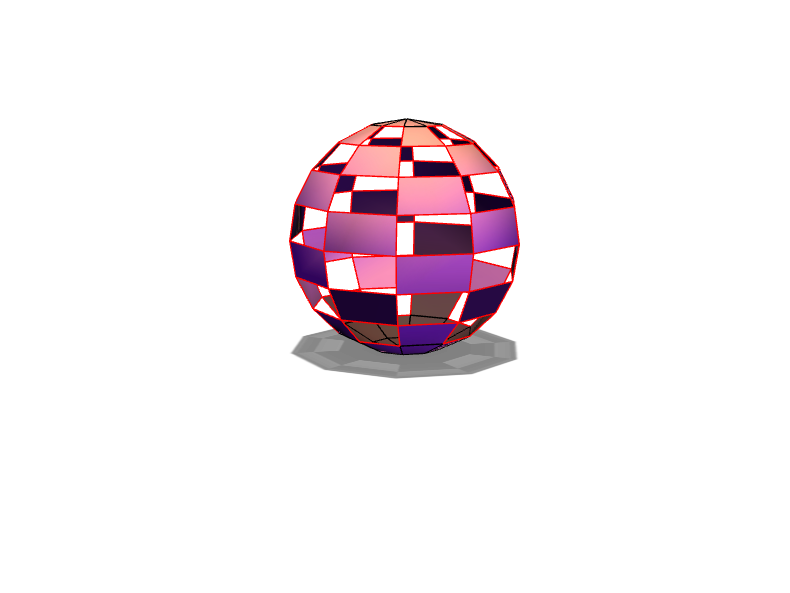 Sphere - 3D design by jacob.d.mcneill Mar 1, 2018
