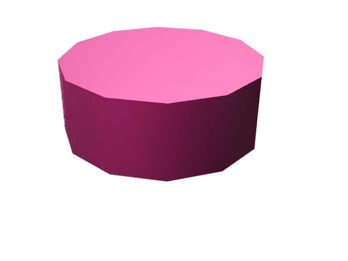 cup cake base - 3D design by alarrie on Dec 23, 2017