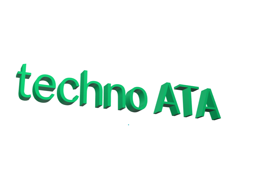 TECHNO ATA - 3D design by ahmed.nabil.elsaka May 16, 2018