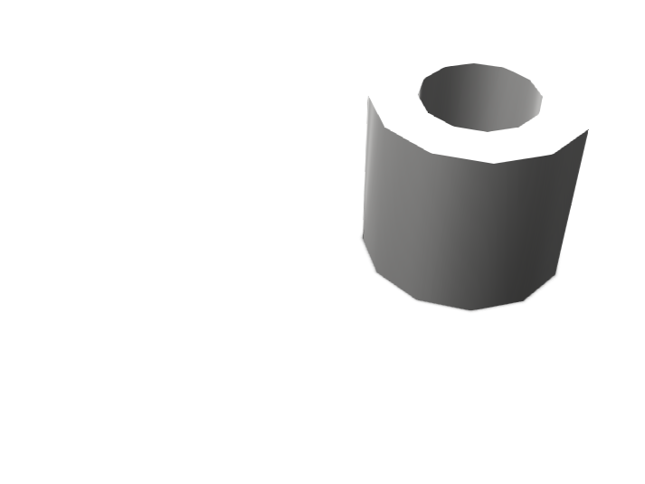 Toilet paper - 3D design by nvit4790 Mar 2, 2018