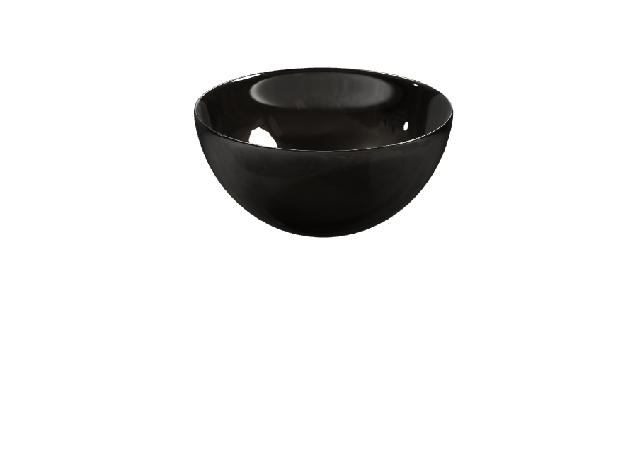 Bowl - 3D design by riceds Dec 3, 2017