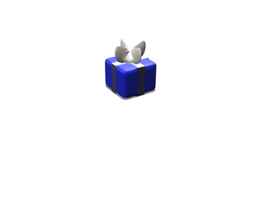 Christmas Ornament - 3D design by Mariana Fregoso on Dec 6, 2017