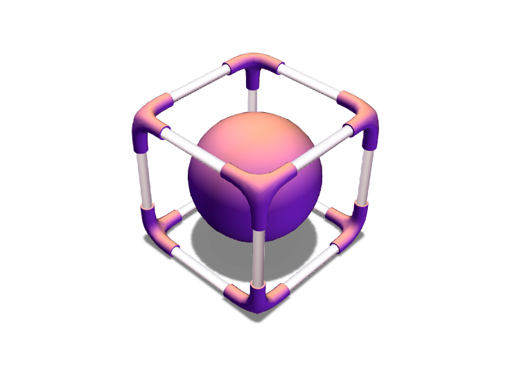 Abstract Box - 3D design by Lars_Varjøtie Oct 22, 2017
