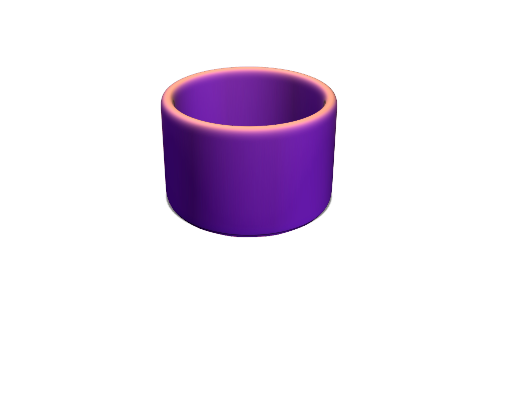 my_first_cup - 3D design by mr.kaaav Apr 2, 2018