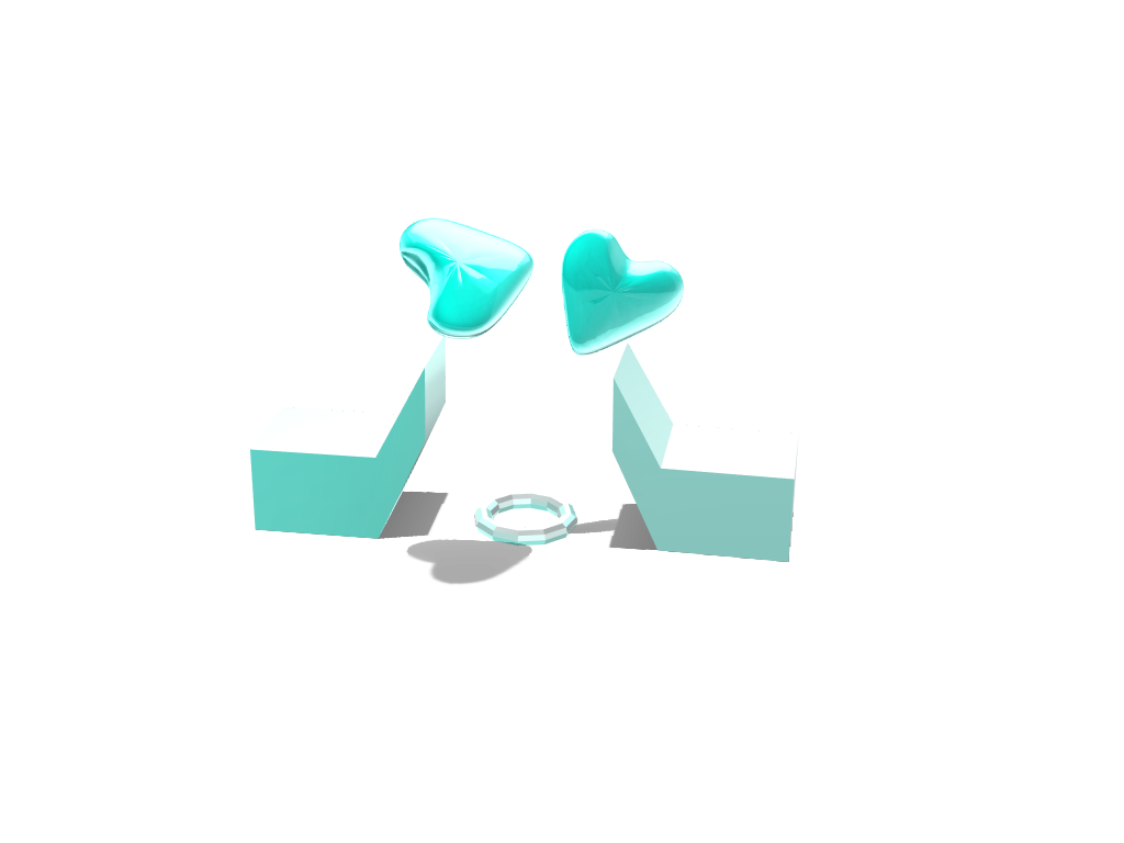 Heartsglass - 3D design by FITS SON Mar 23, 2018