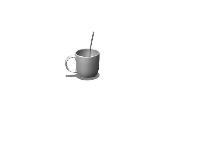 mug - 3D design by lzagata May 15, 2018