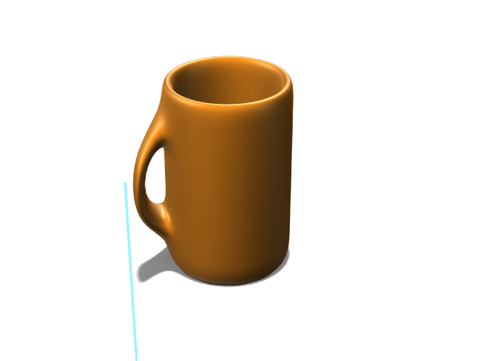 tHE NEW I-mug - 3D design by healc076.315 on May 1, 2018