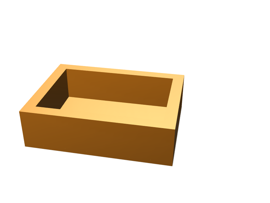 First box - 3D design by Ryan Carson on Jan 14, 2018