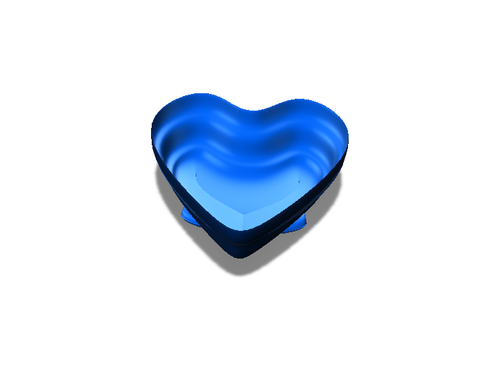 Heart - 3D design by Finn Oliver May 22, 2017