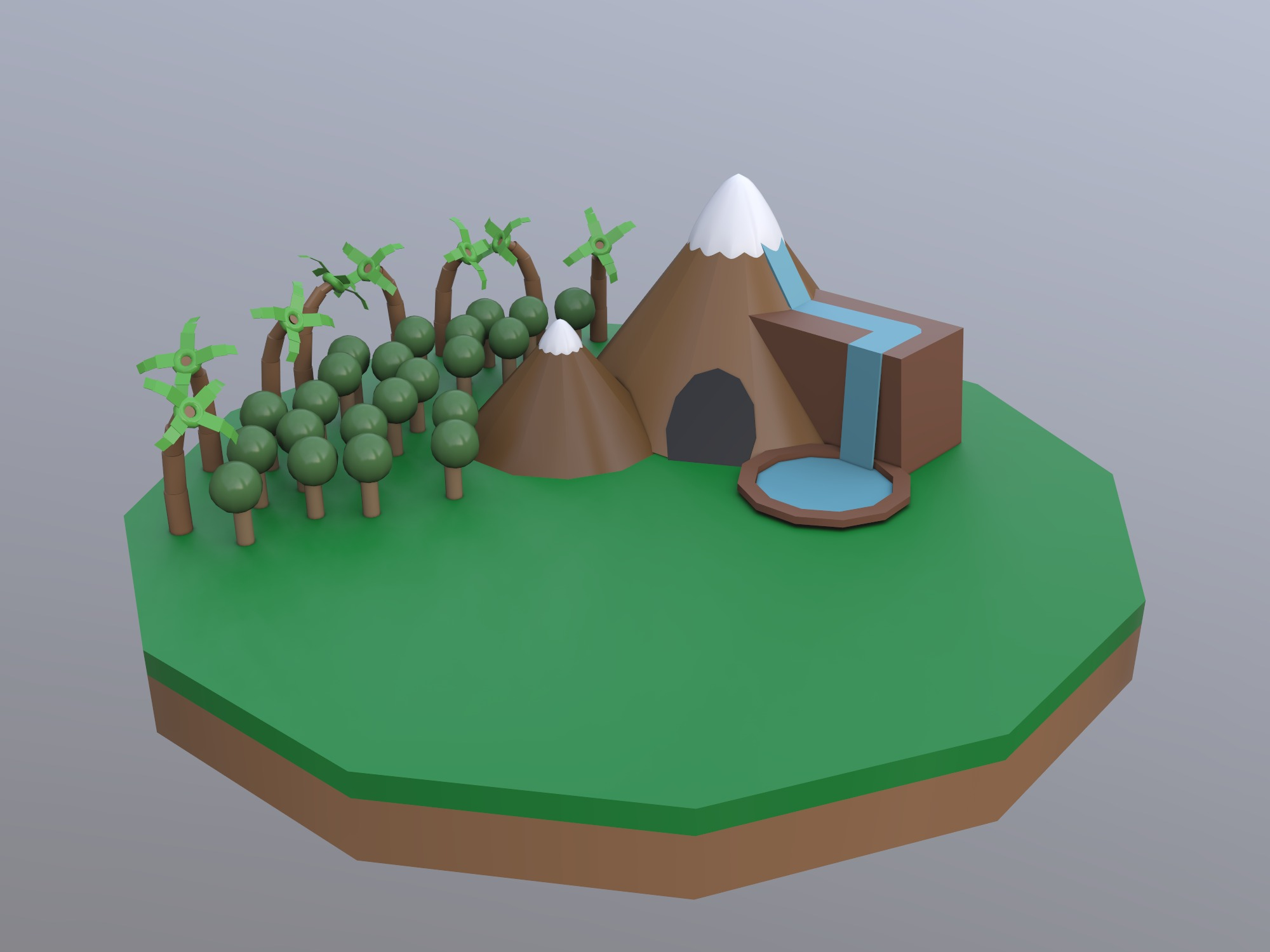 My Island (copy) - 3D design by 86s.rmoore on Jan 17, 2019