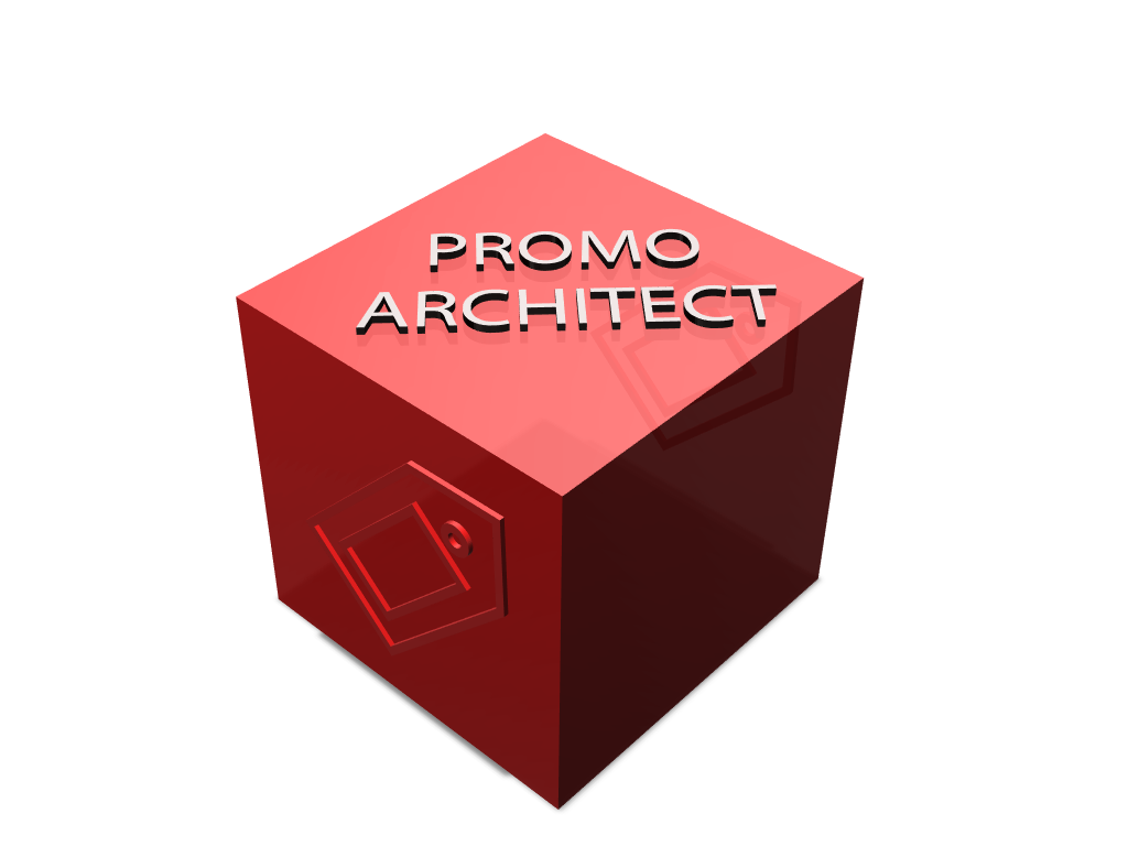 Promo Architect - 3D design by Diane Longoria on Jan 26, 2018