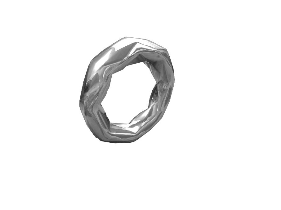 beveled ring - 3D design by ec18057 Feb 18, 2018