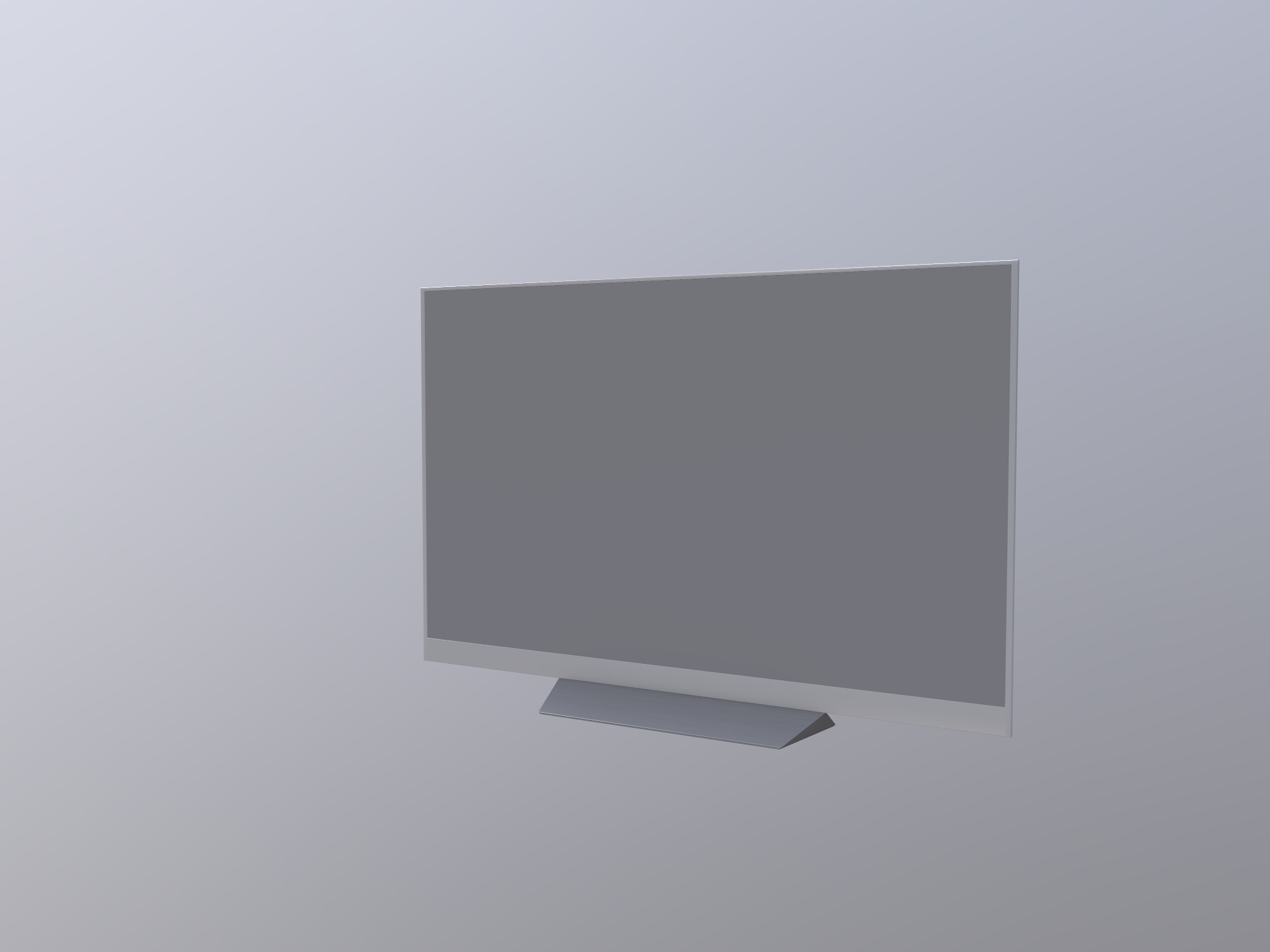LG OLED55E8_55 - 3D design by Ivan  Korotkov on Dec 10, 2018