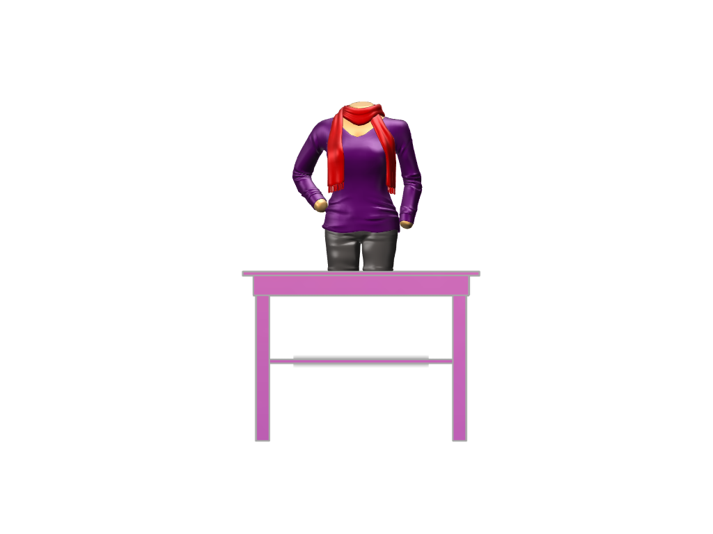 Clothing Brand - 3D design by Enter Inventive Studio on Mar 18, 2018